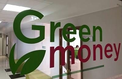 Телефон горячей линии Green Money