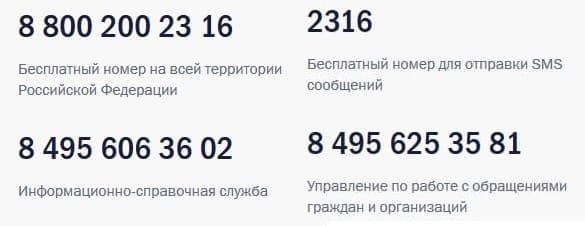 Горячая линия Президента России