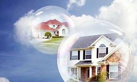 Что такое ипотечный пузырь?